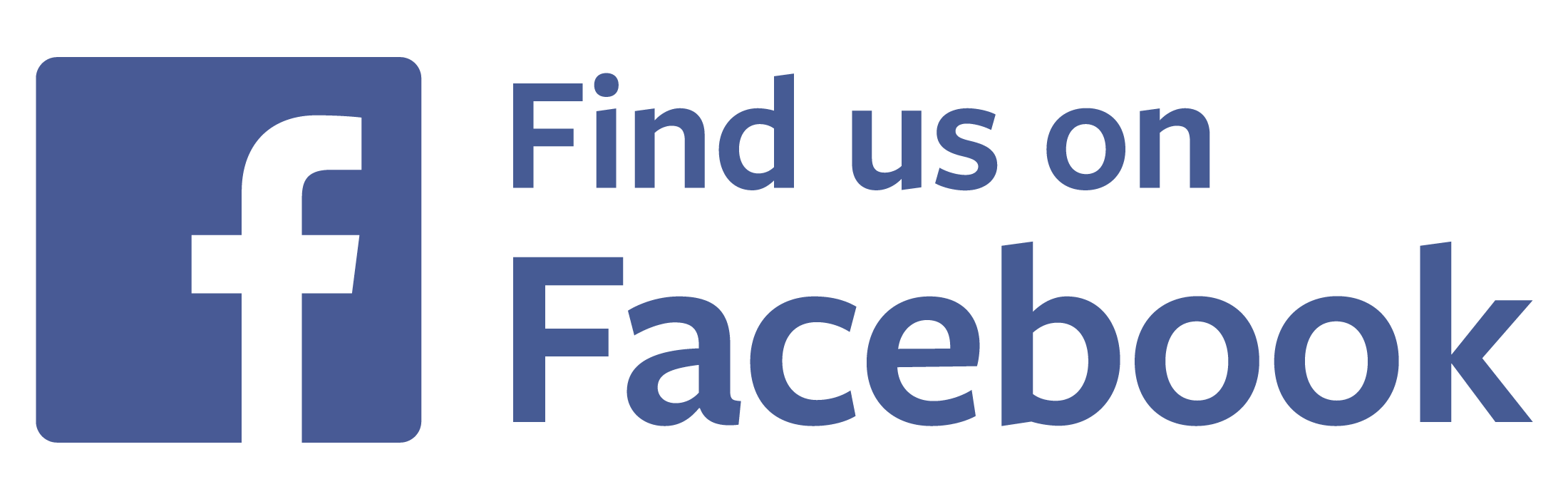 find us on facebook logo transparent vector